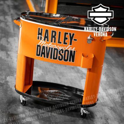 Ghiacciaia Harley-Davidson® Rolling Cooler