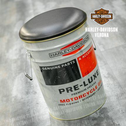 Seduta Harley-Davidson® Pre-Luxe Buket Stool