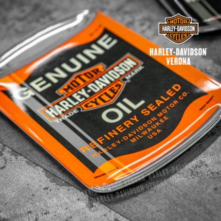 Set di 4 piatti Harley-Davidson® Oil Can