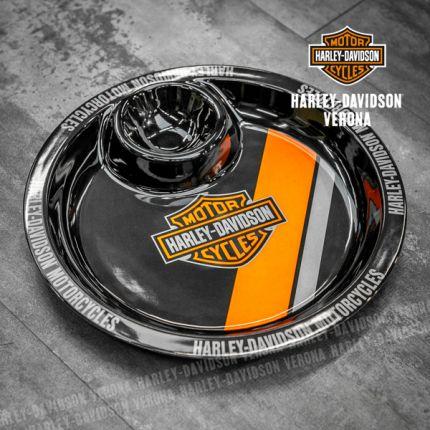 Vassoio Da Aperitivo Harley-Davidson® B&S Chip&Dip