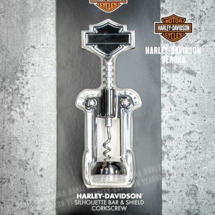 Cavatappi Harley-Davidson® Silhouette B&S