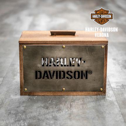 Scatola Harley-Davidson® Storage