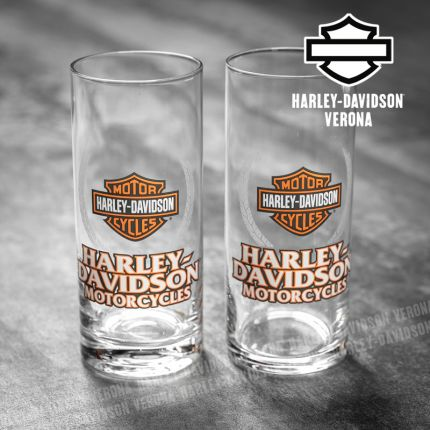 Set Bicchieri Harley-Davidson® Highball