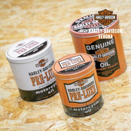 Set Barattoli Harley Davidson® Oil Storage