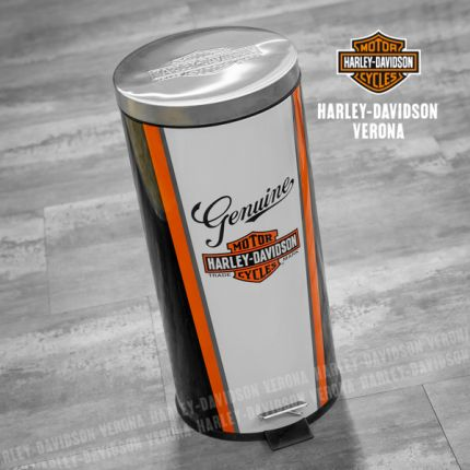 Cestino Harley-Davidson® Nostalgic