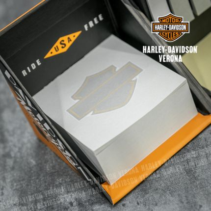 Cubo Harley-Davidson® Ride Free Note
