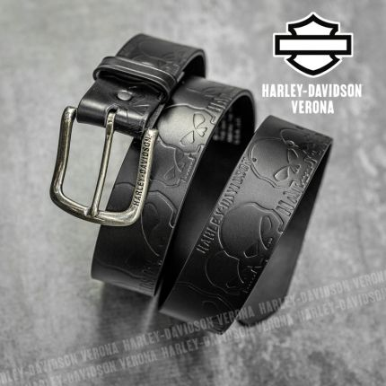 Cintura da Uomo Harley-Davidson® Muscle Up