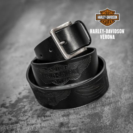Cintura Harley-Davidson® Crosswind Black