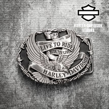 Fibbia Harley-Davidson® Breezer