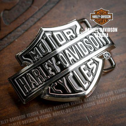 Fibbia Harley-Davidson® B&S
