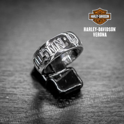 Anello fascia Harley-Davidson® Celtic, Willie G Skull