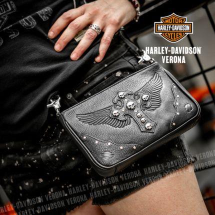 Borsetta Harley-Davidson® Metal Mama