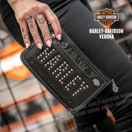 Borsetta Harley-Davidson® License Plate