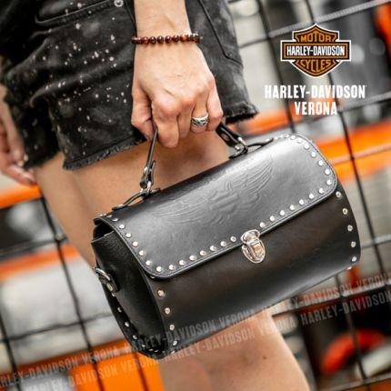 Borsetta Harley-Davidson® Wing Cylinder