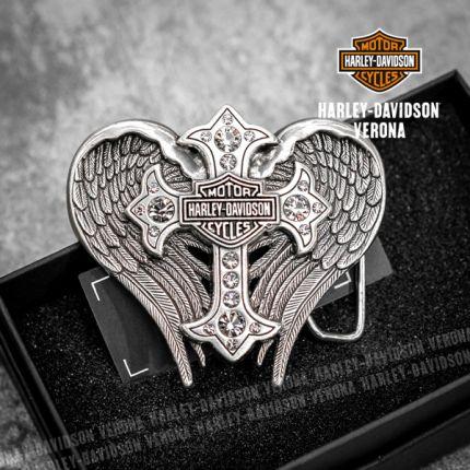 Fibbia Harley-Davidson® Back Roads