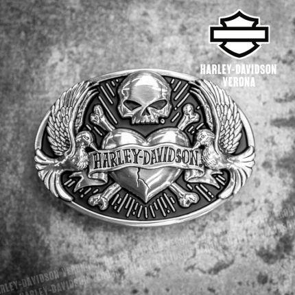 Fibbia Harley-Davidson® Tattoo