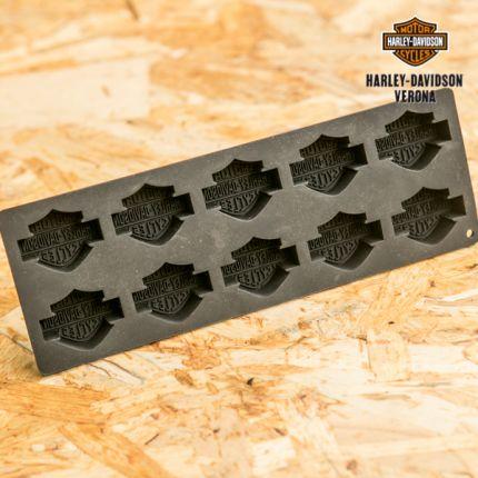 Stampino in silicone per ghiaccio Harley-Davidson® Bar & Shield Logo