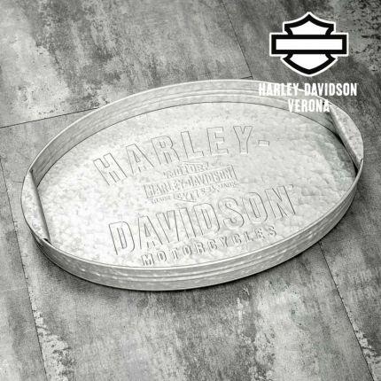 Vassoio Harley-Davidson® Metal