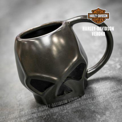 Tazza Harley-Davidson® Black Skull