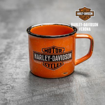 Tazza Harley-Davidson® TradeMark Logo
