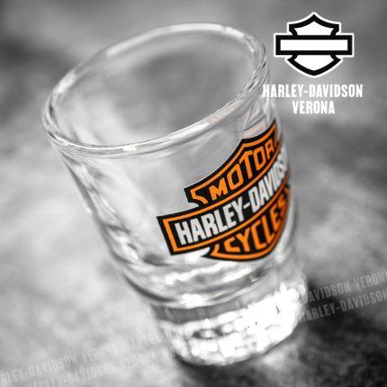 Bicchierino da shot Harley-Davidson® B&S Logo