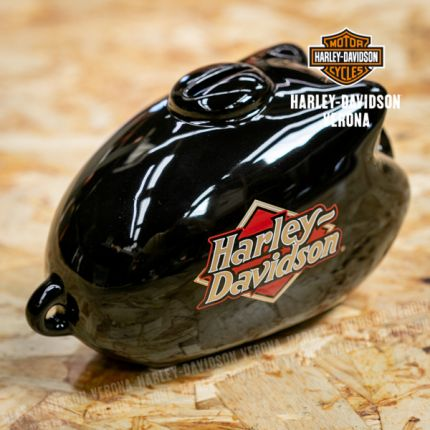 Salvadanaio Porcellino Harley-Davidson