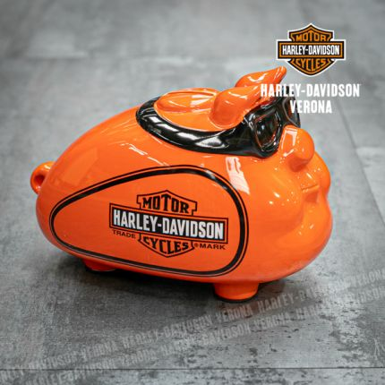 Salvadanaio Harley-Davidson® Orange B&S