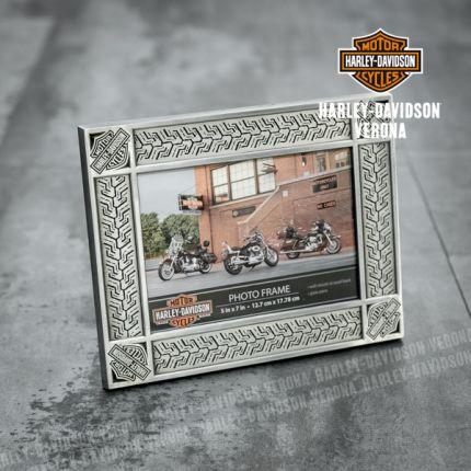 Cornice Portafoto Harley-Davidson® Tire Trade