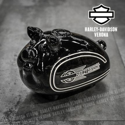 Salvadanaio Harley-Davidson® 1930's Tank Graphic Hog