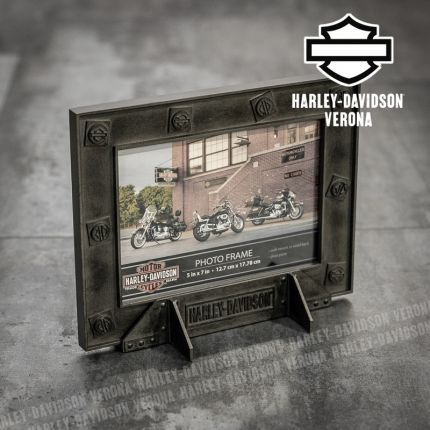Portafoto Harley-Davidson® Industrial