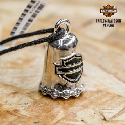 Campanella Harley-Davidson® Outline B&S Logo