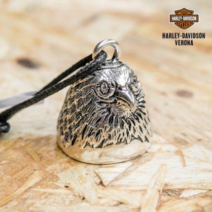 Campanella Harley-Davidson® Round Eagle