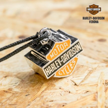 Campanella Harley-Davidson® Big B&S Enamel