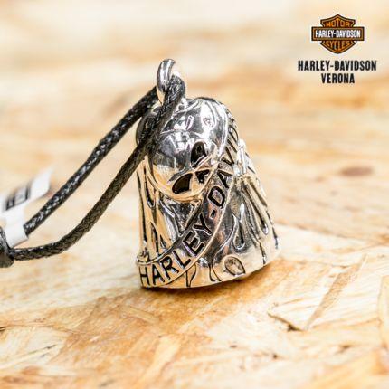 Campanella Harley-Davidson® 'Class Of It's Own' Skull/Bar & Shield