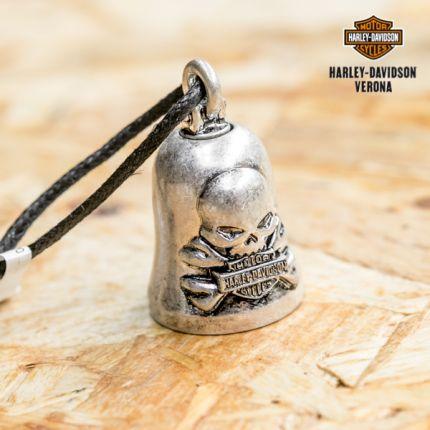 Campanella Harley-Davidson® Vintage Skull B&S