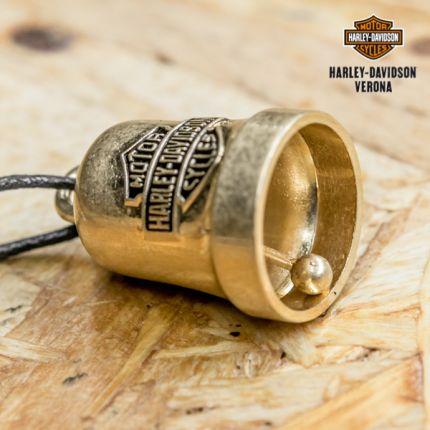 Campanella Harley-Davidson® .925 Silver Gold Tone B&S by Mod Jewelry®