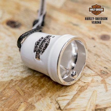 Harley-Davidson® White B&S Ride Campanella