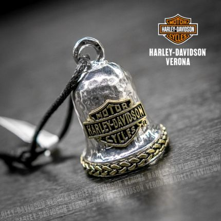 Campanella Harley-Davidson® Mens Copper Hammered B&S