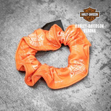 Elastico per Capelli Harley-Davidson® Arancio