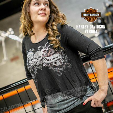 Maglia da donna Harley-Davidson® INVINITY
