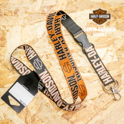 Porta chiavi da collo Harley-Davidson® H-D B&S Double Sided