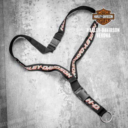 Portachiavi da Collo Harley-Davidson® Lanyard
