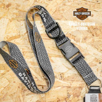 Porta chiavi da collo Harley-Davidson® TIRE TREAD