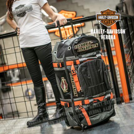 Borsone Harley-Davidson® Duffel Black Large