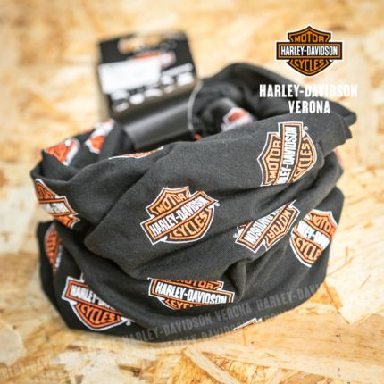 Harley-Davidson® All Over Bar & Shield Multifunctional Headwear Wrap