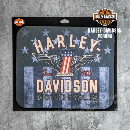 Mousepad Harley-Davidson® # 1 Wings