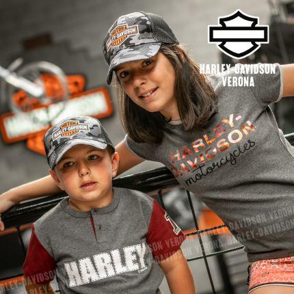 Cappellino Bimbo/a Harley-Davidson® Camo
