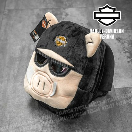 Zainetto Peluche Harley-Davidson® Hog Biker