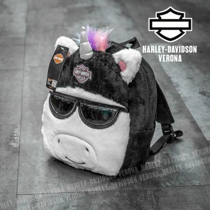 Zaino Peluches Harley-Davidson® Unicorn Biker
