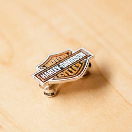 Spilla B&S® Harley-Davidson®